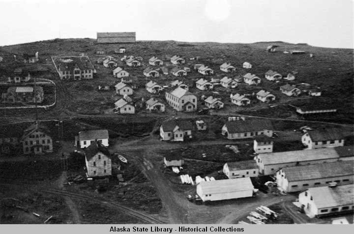 Village of St Paul - Alaska State Library Historical Collections